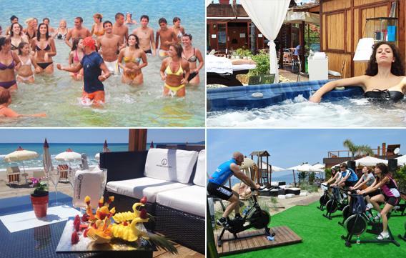 Fitness wellness Ascea vacanze Cilento